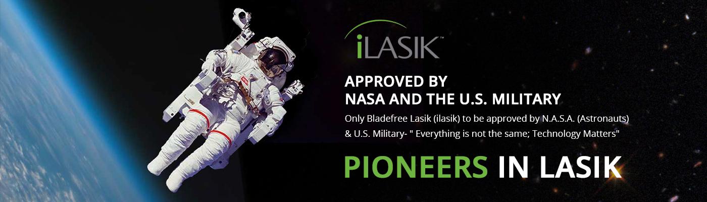 iLasik Laser Surgery